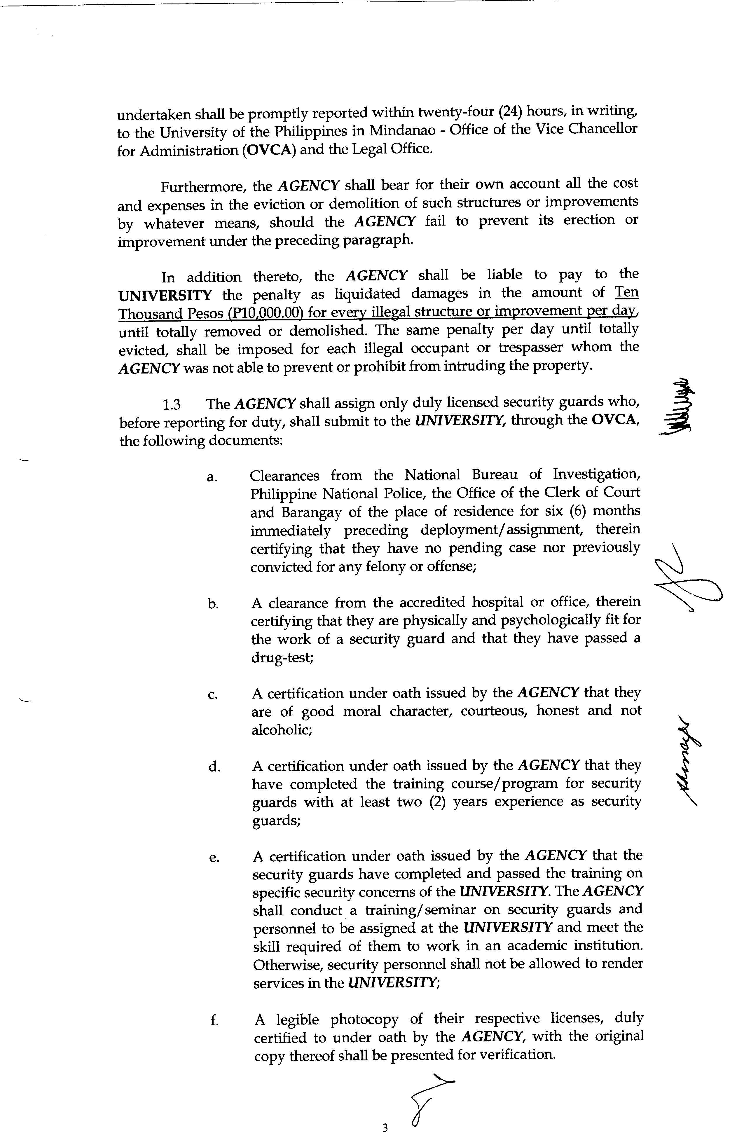 Bids and awards archives contractpage1page2page3page4 pronofoot35fo Images