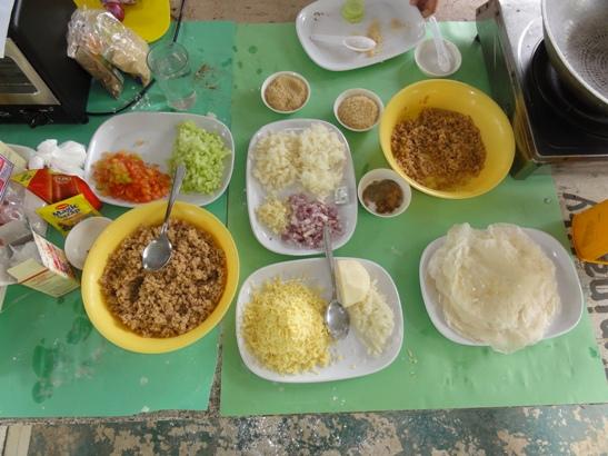 how to make a kikiam