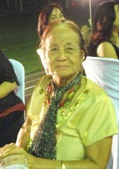 Tribute to National Artist Edith Tiempo, 21 September